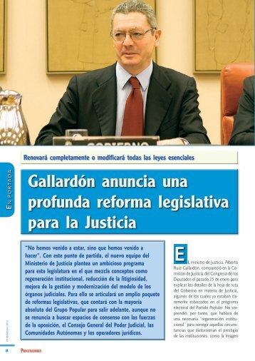 En Portada - Consejo General de Procuradores de España