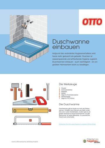 duschwanne einbauen flache duschtasse einbauen duschwanne. Black Bedroom Furniture Sets. Home Design Ideas