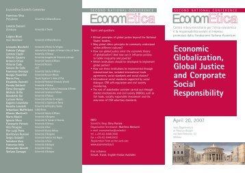 Program English - Econometica