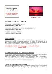 scarica le brevia num° 30 del 2012 - PERELLIERCOLINI.it