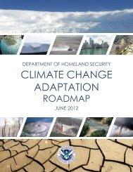 Appendix A DHS FY2012 Climate Change Adaptation Plan_0