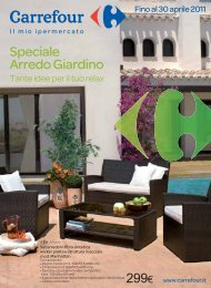 Speciale Arredo Giardino - SuperPrezzi.Roma