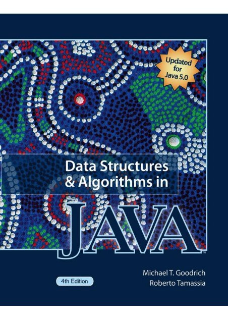 Data Structures and Algorithms in Java 4th pdf