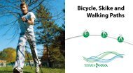 Bicycle, Skike and Walking Paths - Terme Krka