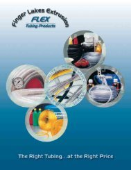 Flex Tubing Product Catalog - Liquidyne