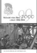 Město Slaný v letech 1999–2000 - kultura.slansko.cz - Page 3