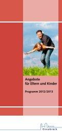 Angebote für Eltern und Kinder - Bistum Osnabrück