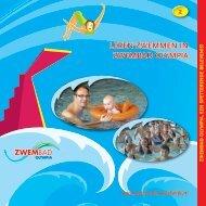 Folder Leren zwemmen
