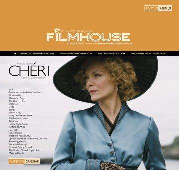 CHÉRI - Filmhouse Cinema Edinburgh