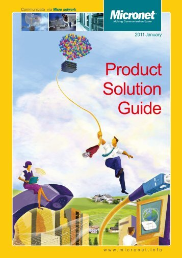Product Solution Guide