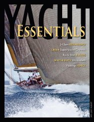 July/August 2010 - Yacht Essentials