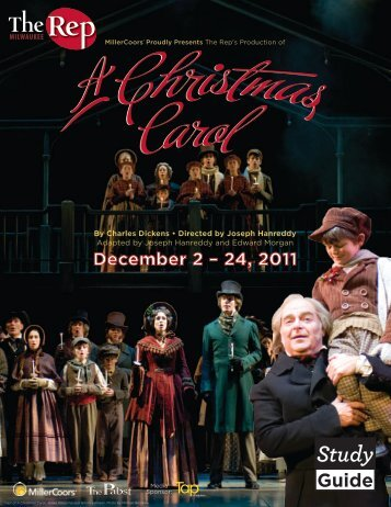 A Christmas Carol - Milwaukee Repertory Theater