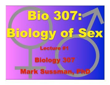 Lecture 1 - Introduction - SDSU Molecular Biology Laboratory