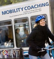 mobility coaching - Lundby Mobility Centre - Göteborg