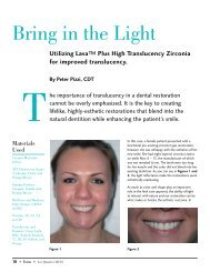 Bring in the Light - Jensen Dental