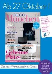Info Flyer des DECO- Magazines (PDF)