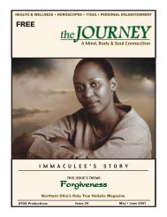 May-June 2007 - The Journey Magazine