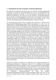 """I. Lösungsskizze des Falls """"Anschluss- und Benutzungszwang"""" Die ..."""