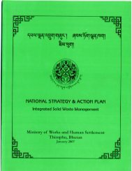 Integrated Solid Waste Management National Strategy - Ministry of ...