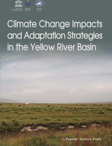 Climate change impacts and adaptation strategies in the ... - unesdoc