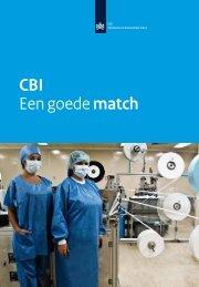 CBI Een goede match