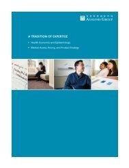 Brochure - Analysis Group
