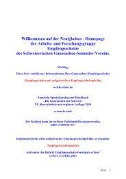 Schwyz - Schweizerischer Ganzsachen-Sammler-Verein
