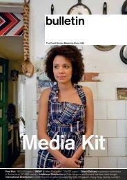 bulletin - Media Kit 2012 - Credit Suisse