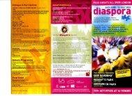 Diaspora Music Village 2002 - Cultural Co-operation