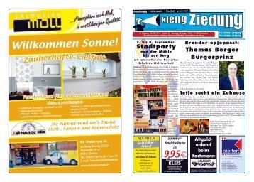 Ausgabe: 5. Jahrgang Nr. 8/2012 Woche 34 25 ... - klengZiedung.de
