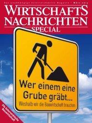 Ausgabe 03/2013 Wirtschaftsnachrichten Special