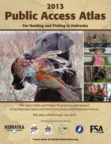 Public Access Atlas Guide - Nebraska Game and Parks Commission
