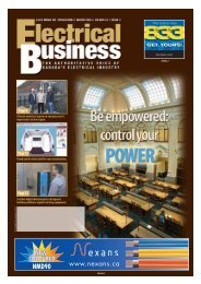 March 2005.pdf - Electrical Business Magazine