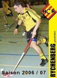 Saisonheft HCR 2006&2007.pdf - HC Rychenberg