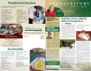 Residential Services - The Huntington at Nashua