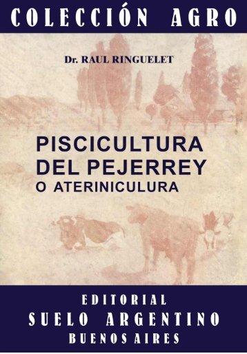 piscicultura del pejerrey o aterinicultura - Facultad de Ciencias ...
