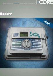 YENI˙ - Hunter Industries