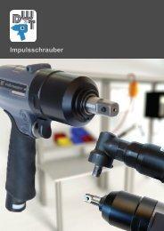 Impulsschrauber mit Abschaltung - DWT Gmbh