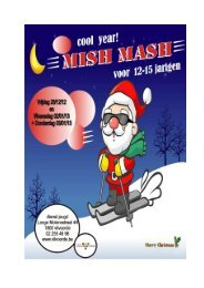 Mish Mash - Vilvoorde