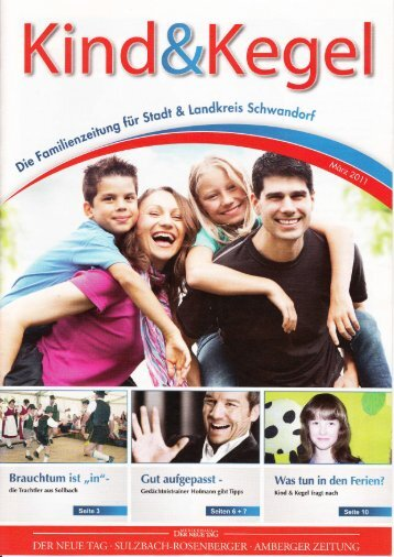 Stodt & Londkreis Schwqndorf - Markus Hofmann