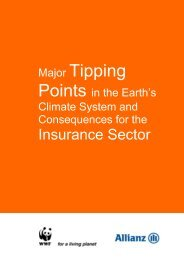 Major Tipping Points in the Earth's Climate System and ...