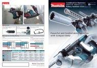 pdf leaflet / 756kb - Makita