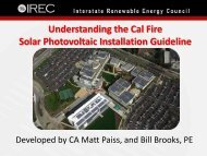 Solar Photovoltaic Safety for Firefighters