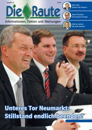 """Themenstammtisch mit """"Energie"""" gestartet - CSU Stadtverband ..."""