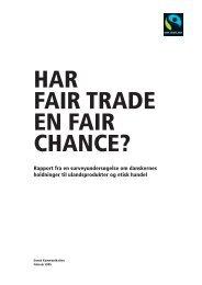Rapport fra en surveyundersøgelse om danskernes holdninger til ...