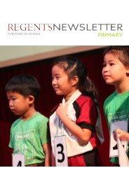 Primary Newsletter 4th October 2013 - Regents School
