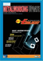 Metalworking # 11.pmd - Factory Max CO., LTD