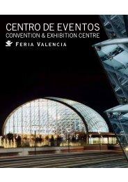Descargar Catálogo - Centro de Eventos - Feria Valencia