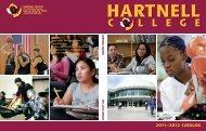 2011-2012 Hartnell College Catalog