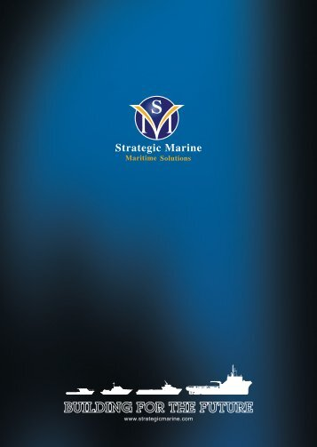 corporate brochure - Strategic Marine